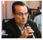 1º Vice presidente acadêmico ANAGEA, Alexandre Robim